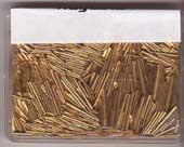 KONISKA STIFT 12 MM - 500 st Mässing