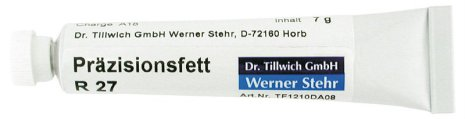 FETT R27, DR TILLWICH