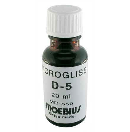 OLJA MOEBIUS D5 MICROGLISS