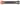SORT. BLÅSTÅL 1,3-2,0 MM 20 st, 80 mm