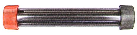 SORT. BLÅSTÅL 2,0-3,5 MM 20 st, 80 mm