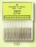 SORT. ROSTFRIA RAKA STIFT 240s 0,70 - 1,40 mm