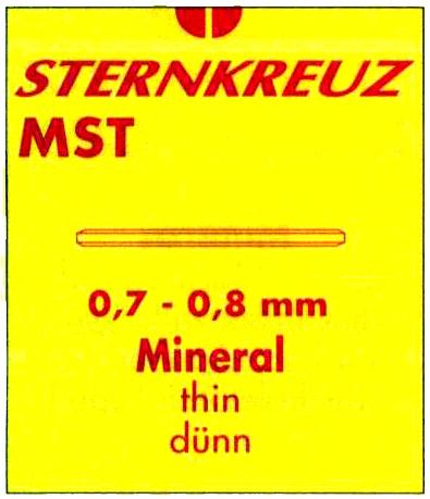 GLAS 0,8 MST TUNT