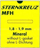 GLAS 1,8 MFH utan packning