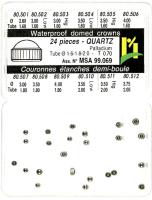 SORT. KRONOR Q-UR VITA 0,70 24 ST, tub 1,6-1,8-2,0