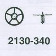 ROLEX MELLANHJUL 2130