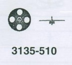 ROLEX MELLANHJUL I AUTOMA 3135
