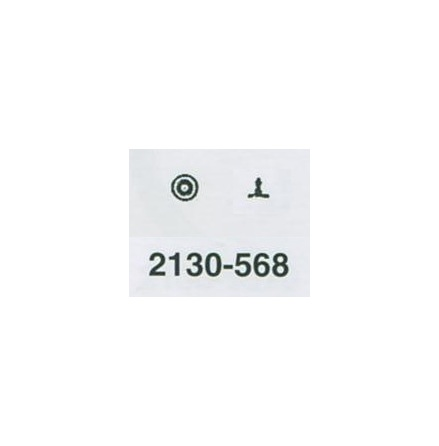 ROLEX ROTORAXEL 2130