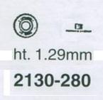 ROLEX TIMHJUL 2135