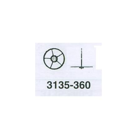 ROLEX SEKUNDHJUL 3135