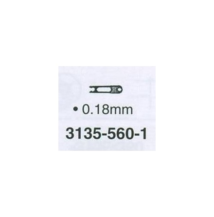 ROLEX ROTORCLIPS 3135/1 0,18mm