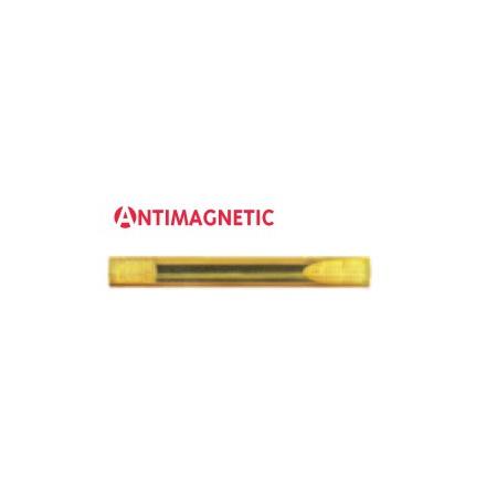 SKRUVMEJSELKLINGOR ANTIMAGNETI Beryllium/koppar. 10-pack