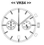 VK64, SHIOJIRI VERK