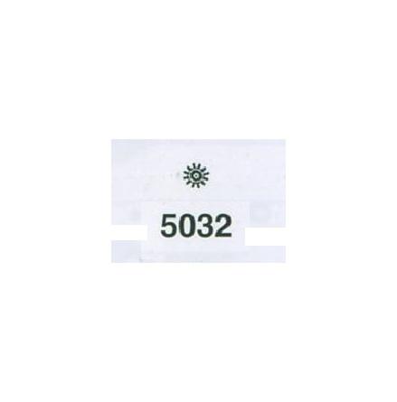 ROLEX MELLANHJ I UPPDR.litet CAL. 3035 Wig-Wag pinion