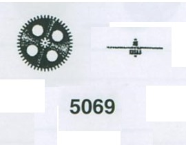 ROLEX MELLANHJUL I AUTOMA 3035