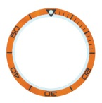 OMEGA SKALA TILL VRIDRING,Orange Seamaster 30,3 x 38,10 mm