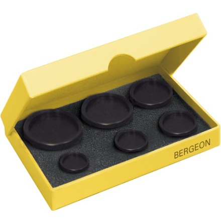 BACKAR I NYLON, BERGEON KUPIGA 6 st, BG 6527-6-CP