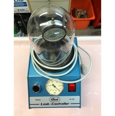Elma Leak-Checker