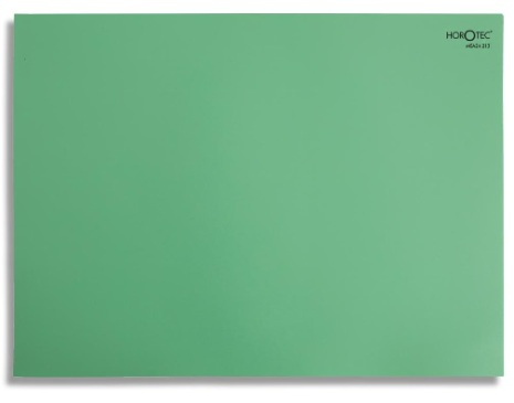ARBETSUNDERLAG GRÖNT HOROTEC 320x240x1,5 mm. Klister