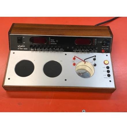 Testapparat Witschi Q-test 4000