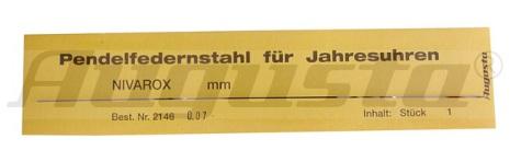PENDELFJÄDER NIVAROX STÅL ÅRSUR
