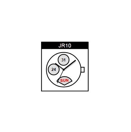 JR10, MIYOTA VERK