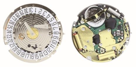 8176B ISA KRONOGRAF VERK sekund kl 2 datum 6