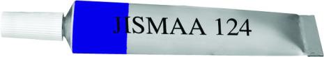 FETT JISMAA 124 BLÅ stål/stål 7 GR