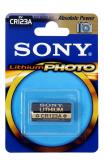SONY litiumbatterier för foto